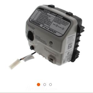 Honeywell gas water tank thermostat unit