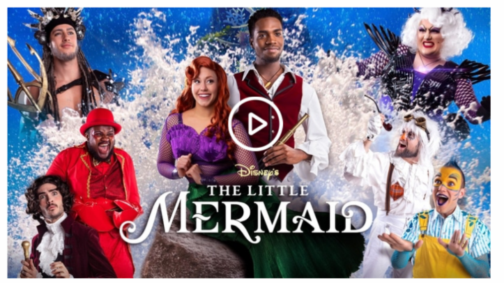 The Little Mermaid by Pickleville Playhouse